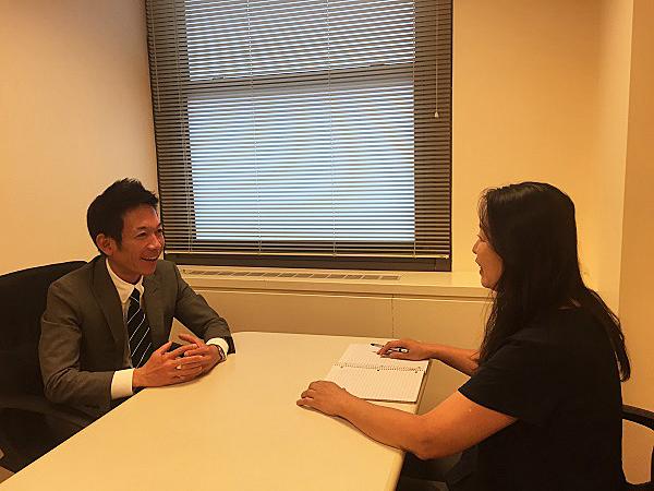 Mr Tomii1-interview