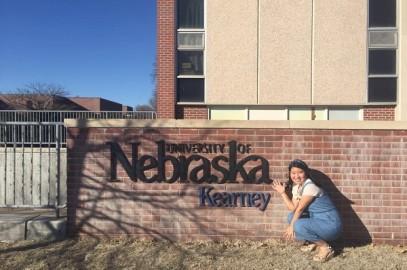 アメリカで、がんばれ留学生!【第19回】Honamiさん ネブラスカ大学カーニー校