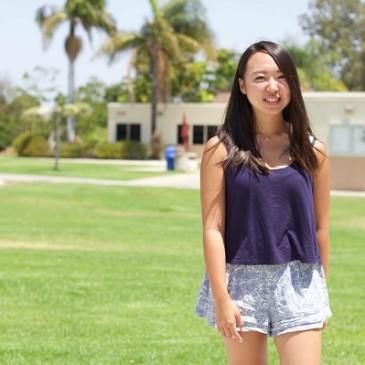 アメリカで、がんばれ留学生!【第17回】MiraCosta College (カリフォルニア州) 樋口舞美さん